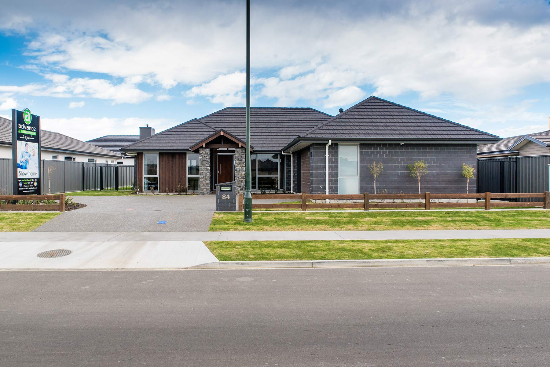 Advance Construction Hawkes Bay New Builds Home Land